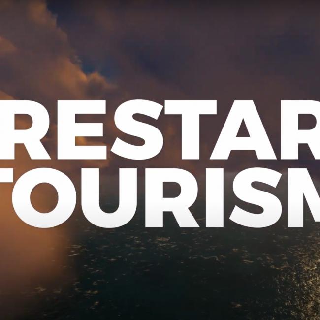 Turismo. #RestartTourism